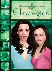 Gilmore Girls Season 4 box set