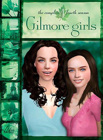 Gilmore Girls saison 4 en français