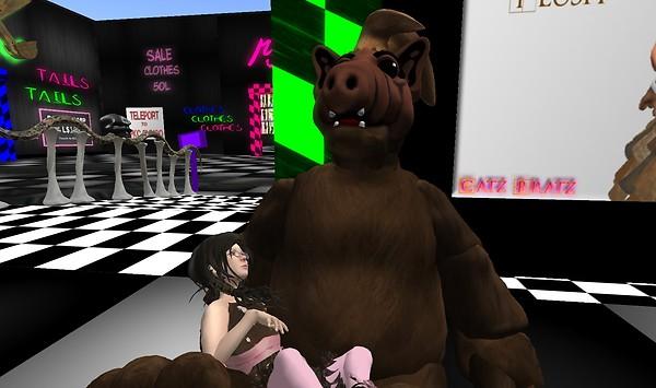 Hi Alf! - Lorimae Undercroft