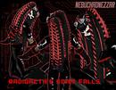 NDN - Radioactive Foam Falls @ Hair Fair 09