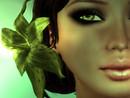 Flower Green Kitina