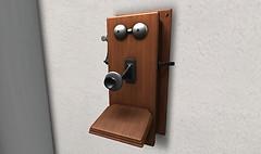 Hallo, my  name is Mr Phone - Lorimae Undercroft