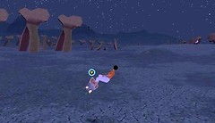 HoverSurfing on the Moon