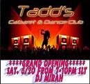 tadd's cabaret & dance club