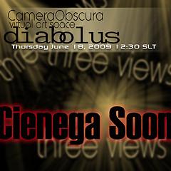 ~Cienega Soon