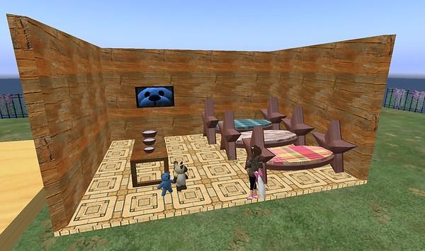 Building sets with Valla - Lorimae Undercroft