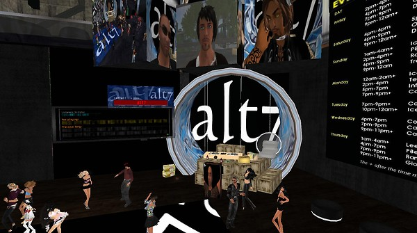 alt7 alternative club