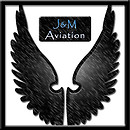 J&M Aviation Logo