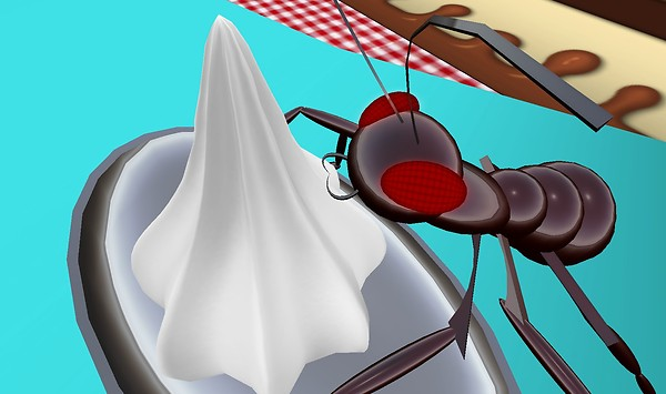 Eww bugs in the candy! - Lorimae Undercroft