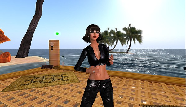 raftwet at om festival party