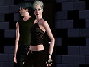 Damion and Odehlle (Sims 3)
