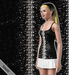 Diamonds fall for the Sims 3