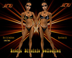 Exotic Biquinis Collection