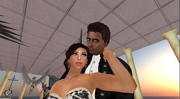 chuckmatrix clip and wife