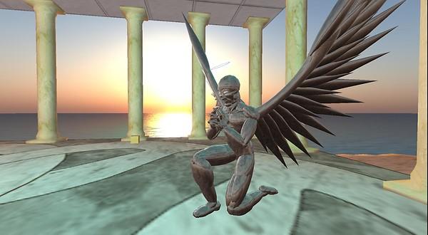 angel by chuckmatrix clip
