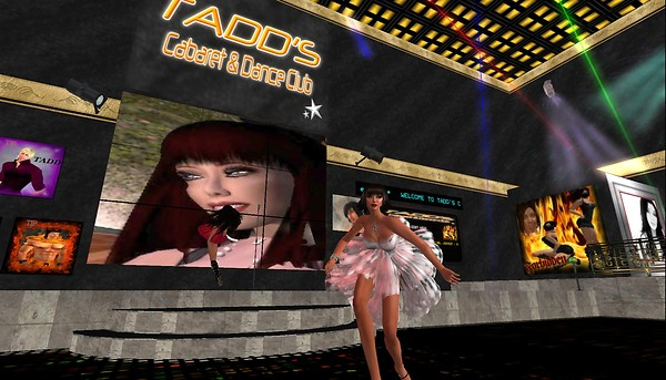 rafee at tadds cabaret party