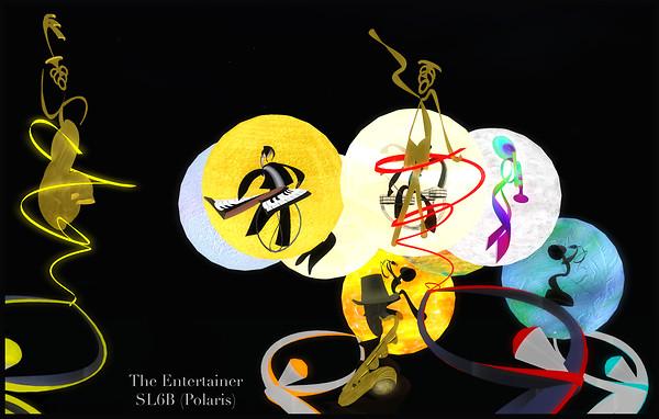 The Entertainer - SL6B (Polaris)
