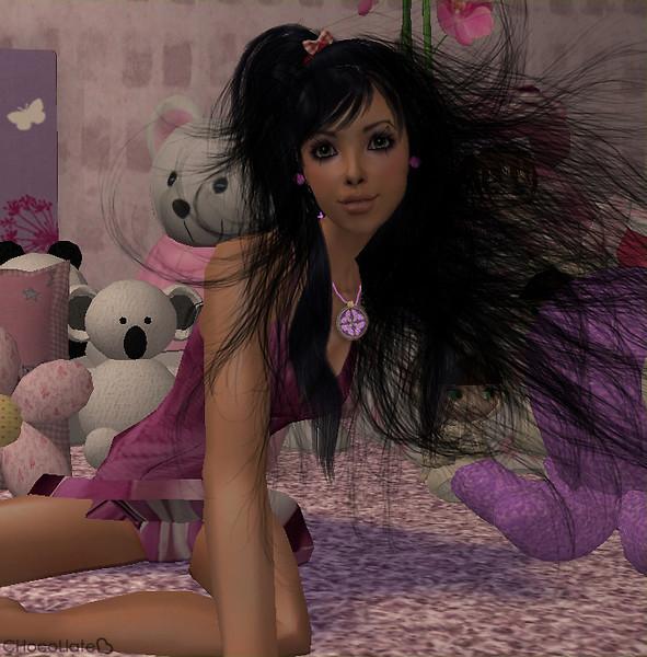 Pink world^^