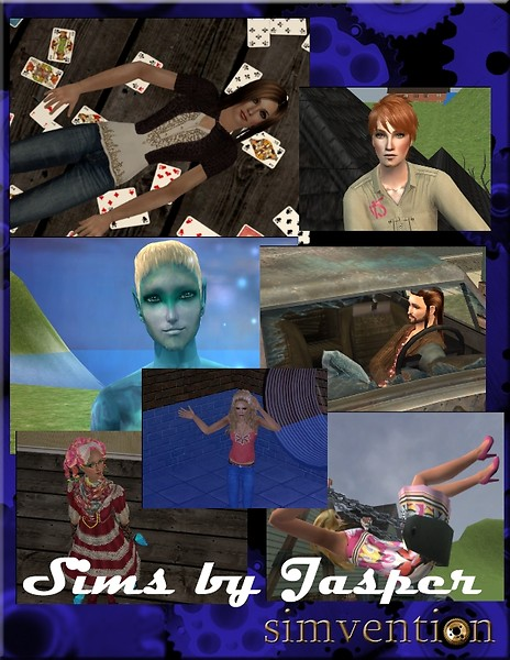 Sims by Jasper