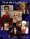 Male Sims by Blh123