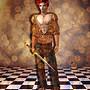Balthasar Demone rosso..