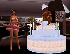 Vivienne Dufaux's Birthday 7/2/09