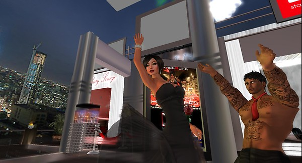 raftwet, xavier at dance 4 lif...