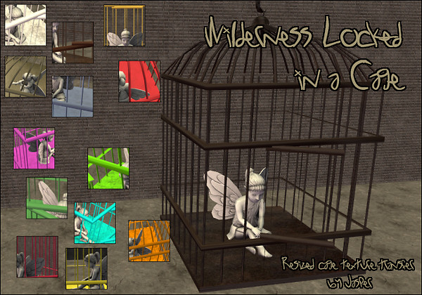 Wilderness Locked in a Cage