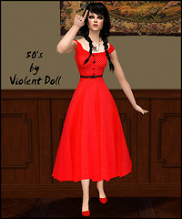 50's by Violent Doll