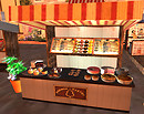 French Pastry Stall @ Giverny Market