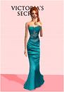 Lily in vestito elegante