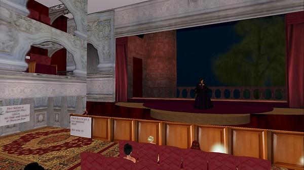 phantom rose opera house