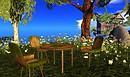 Ursa Major -Park- Picnic Garden set [moss}