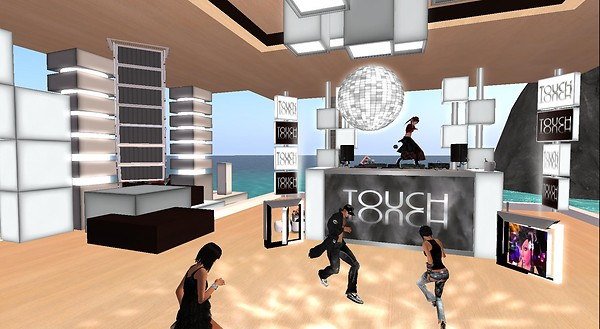 rafee at touch club