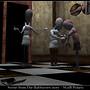 Scene from The Rabbicorn story - SL6B Polaris