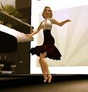 Lindy Hoppin' Bosette Vivienne Dufaux 7.1