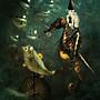 dance of the lantern-fish