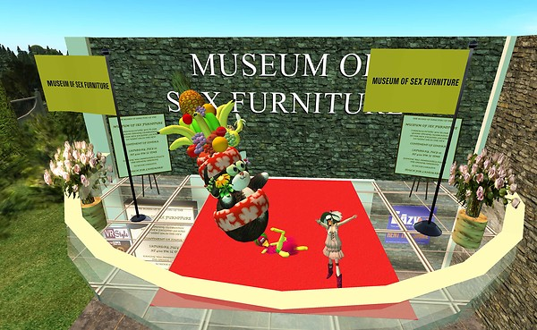 Museum of Sex Furniture - Torley Linden