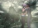 Aron a Violeta na vyhlídce