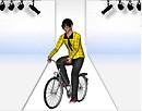 Bike Fashion show featuring me!