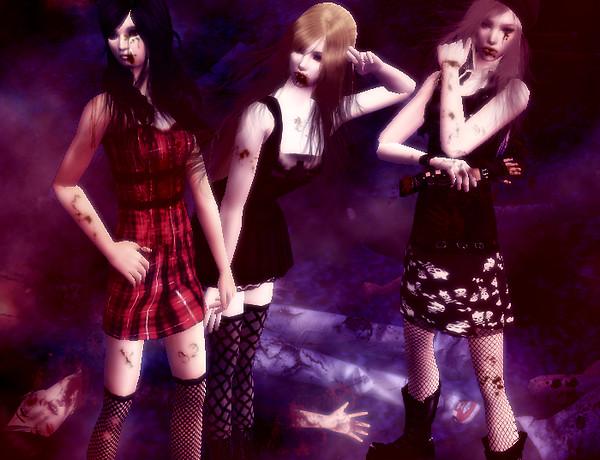 sadic girls