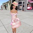 _ Donna Flora _ PINK & Jewels