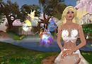 Three lovely fairies