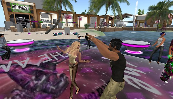 rafee, xavi at the milky way c...