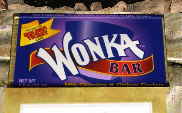 willie wonka chocolate candy b...