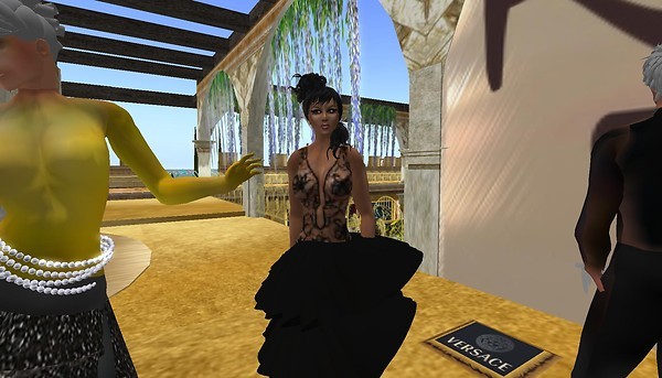 second life fashion show