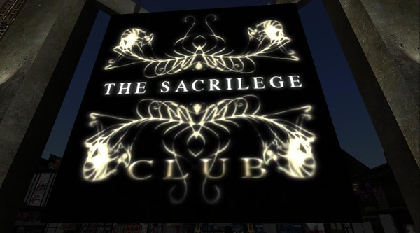 the sacrilege club