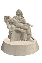 ::CMC:: - Sculpture - Piéta