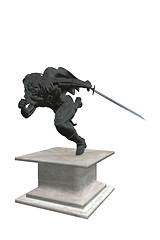 ::CMC:: - Sculpture - Into Battle