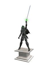 ::CMC:: - Sculpture - The Chosen One